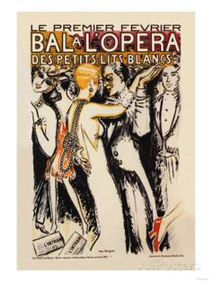 Bal a l'Opera Print at AllPosters.com