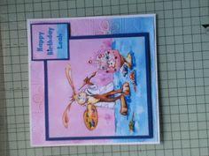 Card made using My Craft Studio CDROM