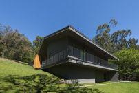 Ampliación para una casa en Portugal