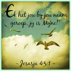 By jou naam geroep Biblical Quotes, Bible Verses Quotes, Spiritual Quotes, Faith Quotes, Jesus Quotes, Prayer Verses, Prayer Book, Scripture Verses, Scriptures