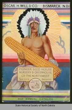 Oscar H. Will & Company seed catalog, 1929