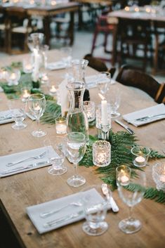 11 Ways to Use Ferns in Your Wedding | Sweet Violet Bride