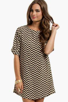 shift dress.....$43 from TOBI