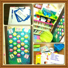 This has to be one of the GREATEST Daily 5 set ups that I've seen!  Terrific Third Grade : August 2013