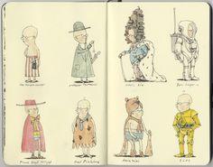 Mattias Inks: Fashion issue