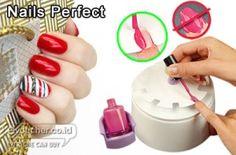 Menghias Kukumu Sendiri Akan Lebih Rapih Tanpa Takut Berantakan Dengan Nails Perfect Hanya Rp.55,000 - www.evoucher.co.id #Promo #Diskon #Jual  klik > http://www.evoucher.co.id/deal/Perfect-Nails  Alat praktis untuk pijakan jari -jari anda supaya tidak bergoyang - goyang. sehingga saat anda melukis kuku, kutex tidak akan beleberan / belepotan . Hasilnya PERFECT!! Dilengkapi dgn alat untuk menaruh kutex. Cute,Praktis ^^  pengiriman mulai tanggal 2013-10-11