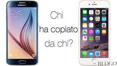 Galaxy S6 VS. iPhone 6: chi copia da chi?