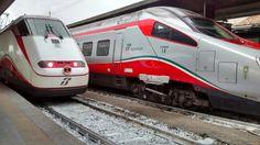 Trem Trenitalia/ Milão- Veneza IT 2015