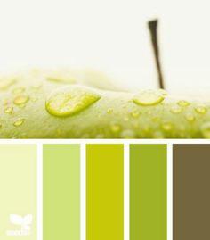 #kleurenpalet #inspiratie #interieur #fengshui