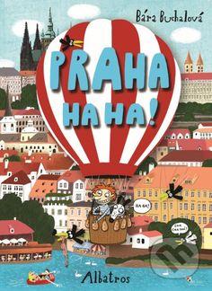 Praha ha ha! - Barbora Buchalová