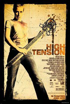 Jed Bundy's Wonderful World of Horror: Horror Film Review: Haute Tension (2003)