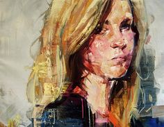 View Andrew Salgado's Artwork on Saatchi Art. Find art for sale at great prices from artists including Paintings, Photography, Sculpture, and Prints by Top Emerging Artists like Andrew Salgado. L'art Du Portrait, Portrait Paintings, Acrylic Paintings, Female Portrait, Oil Paintings, Colossal Art, Abstract Painters, Sculpture, Figure Painting