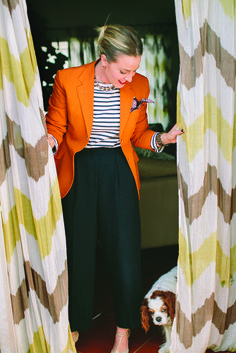 She calls her style modern-vintage, we just call it fabulous. Meet Beth Jones of B Jones Style.