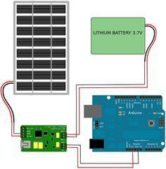 Solar Module for Arduino