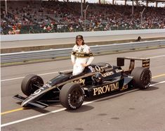 1989 Indianapolis 500 Arie L. Indy Car Racing, Indy Cars, My Dream Car, Dream Cars, Band On The Run, Classic Race Cars, Indianapolis Motor Speedway, Speed Racer, Vintage Race Car