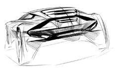 Pencil Design, Industrial Design Sketch, Car Design Sketch, Hand Sketch, Design Research, Sketch Inspiration, Car Drawings, Cool Sketches, Transportation Design