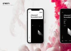 The Creamunion - Digital Creative Company Renewal Web Design, Website Design Layout, App Ui Design, Ui Portfolio, Card Ui, Creative Company, Music App, Ui Design Inspiration, Application Design