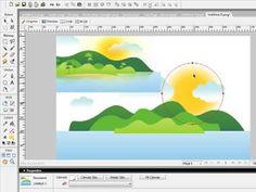 How to Create Vector Art Illustrations in Adobe Fireworks - Tutorial - Part 1 of 2