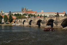 Charles Bridge   Praguewelcome – The official travel and tourism guide of Prague