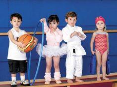 Es difícil elegir qué deporte es el mejor para los hijos. Por eso aquí algunas recomendaciones para que los niños disfruten de hacer ejercicio sanamente. http://www.linio.com.mx/deportes/