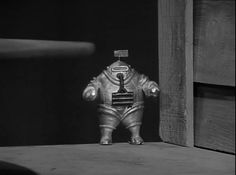 The Invader from The Twilight Zone (1961) #cambridgeideas--this STill frightens me--