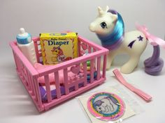 Vintage MLP G-1 Hasbro My Little Pony ~ BABY GLORY ~ 100% COMPLETE LOT   Toys & Hobbies, TV, Movie & Character Toys, My Little Pony   eBay!