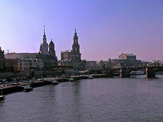 Dresden, Klassische Elbfront