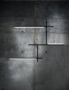 Iina Vuorivirta. Fine Line, 2010 (Led lighting) #light #design