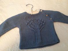 Ravelry: Little Tree Sweater pattern by Vibe Ulrik Sondergaard