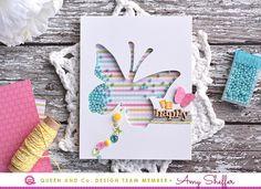 https://flic.kr/p/S9BsmF | Be Happy - Butterfly Shaker