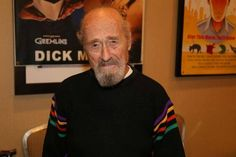 The celebof such classics like Roger Corman 's and 'A Bucket of Blood', veteran Hollywood actor Dick Miller has passed away at 90.Miller died due to common