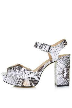 5796291d15c LIMBO Snake-Effect Platform Sandals