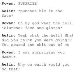 Rowan is the cutest//////// Rowaelin Throne of glass