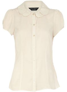 Great work blouse for under cardigans.