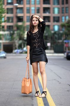 Yes, You Can Wear Black in the Summer! 50 Outfits That Show You How | StyleCaster