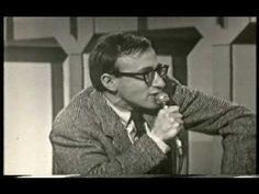 Woody Allen's moose joke. One of the greatest jokes ever.