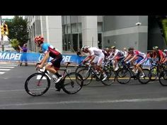 Compilation of several videos taken during the UCI Worlds Road Circuit bike races in Richmond Virginia September 19th - 27th.   All video taken with a Samsung Galaxy Note 3.