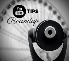 I put together this roundup of valuable YouTube tips, tools and tutorials, so you can have a collection of video tracking tools and marketing resources all in one place.