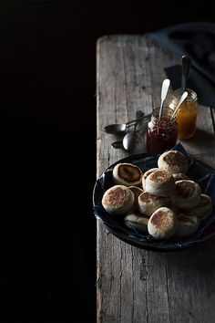 English muffins by R
