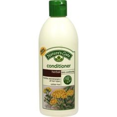 Nature's Gate Nature's Gate Herbal Daily Cleansing Conditioner-18 fl. oz.-Conditioner