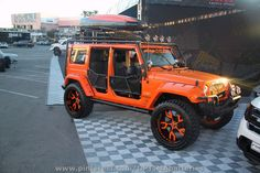 We're not here to judge what people do to their #Jeep, we'll let you do that. What do you think?