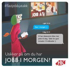 Granqvist grafisk design og illustrasjon - #fastjobbjatakk