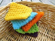 13 Dishcloths & Scrubbies Crochet Patterns | DIY to Make