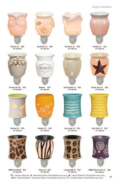 Anyone need to freshen the Bathroom?  These little guys can tackle any odor. All Scentsy Plugins are only $20 and can be used as a night light  https://angelamiller.scentsy.us/