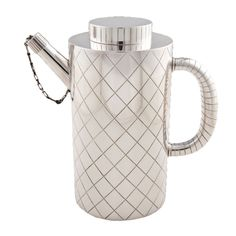 1stdibs - Large GEORG JENSEN Silver Bernadotte Cocktail Shaker #819B explore items from 1,700  global dealers at 1stdibs.com