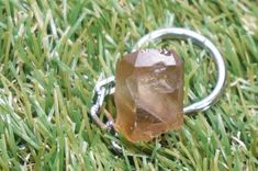 Natural Smoked Quartz Keychain Healing Crystal Accessories Crystal Healing, Stones, Quartz, Pendants, Unique Jewelry, Crystals, Handmade Gifts, Natural, Etsy