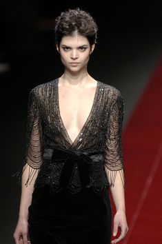 Elie Saab Fall 2006 Runway Pictures - Livingly