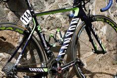 Nairo Quintana's Canyon Aeroad CF, Tour de San Luis - 2014