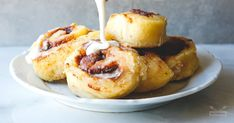 Have these soft and pillowy cinnamon rolls ready in a snap with this Instant Pot recipe. You're going to want to have some frosting on the ready.