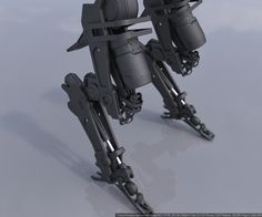 Gavin Lee Manners : Creations: Generic Drone (Getting Back Into 3D)